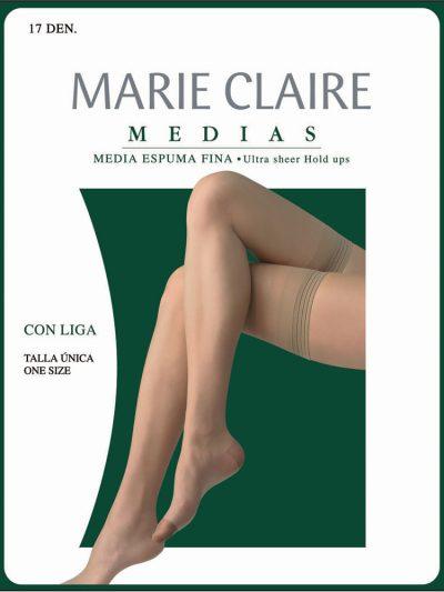 Medias Marie Claire 1550 Con Liga -