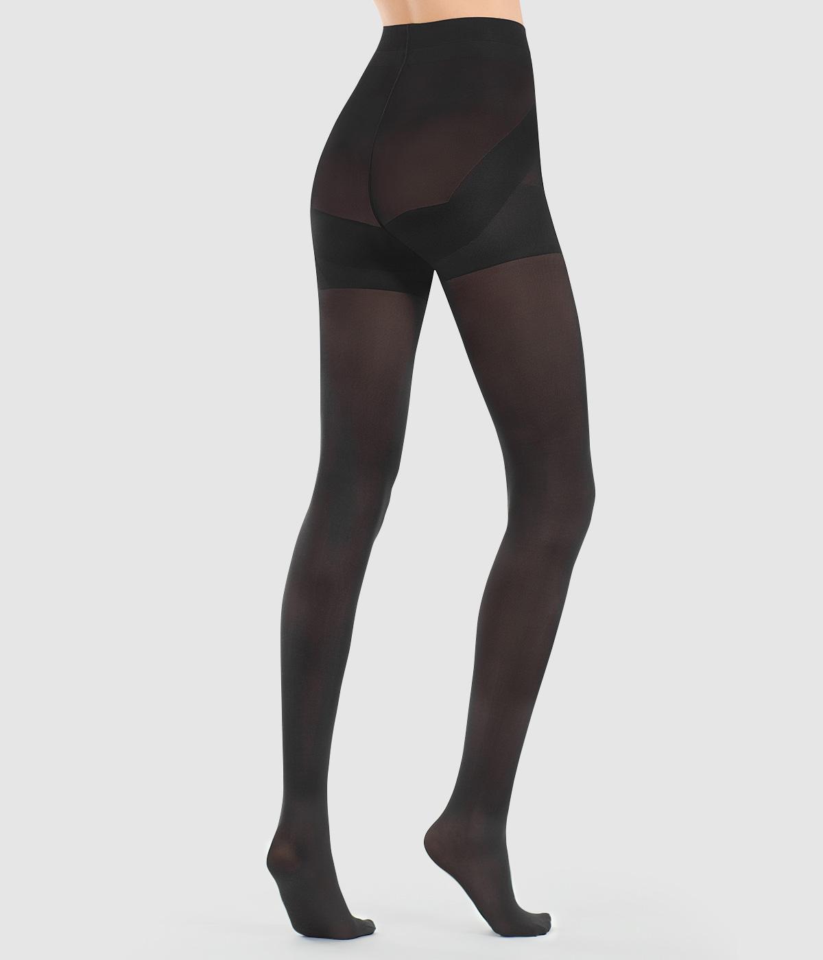 Marie Claire Panty Benefit 100 - Panty adelgazante opaco - Comprar online BIGARTE