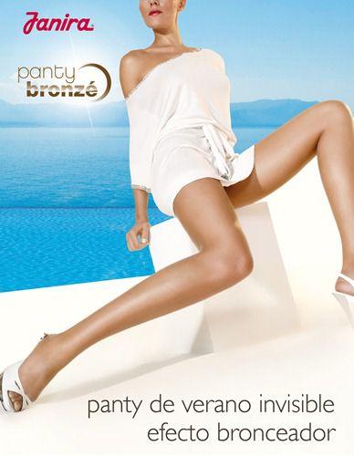 Panty Bronze de Janira Comprar Online Bigarte