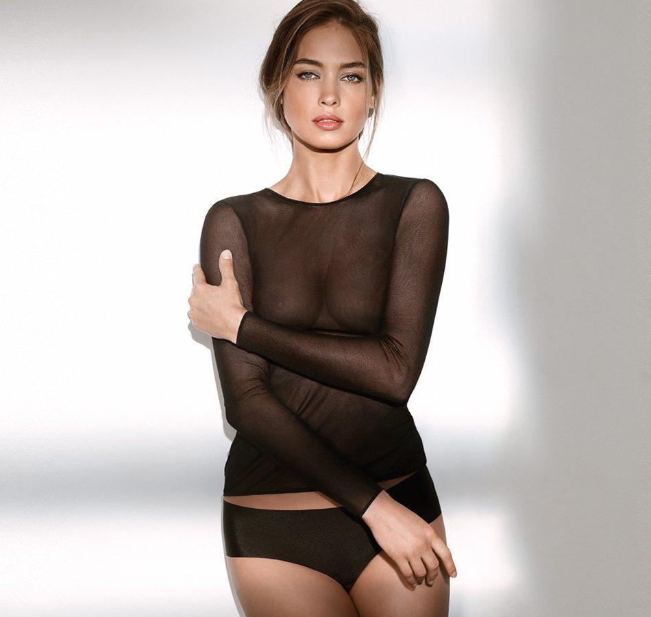 Camiseta Janira M/L C/R Denis Comprar Online Bigarte