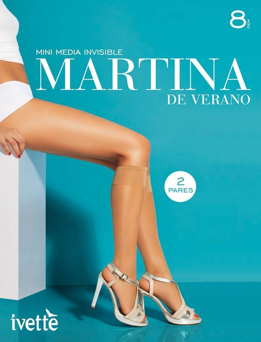 Mini Media Martina de Verano 381- IVETTE MARTINA - Comprar online BIGARTE