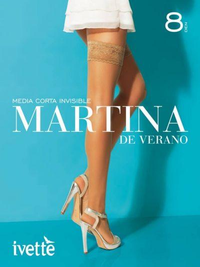 Media Martina de Verano 423 con puntera invisible para sandalias - Comprar online BIGARTE