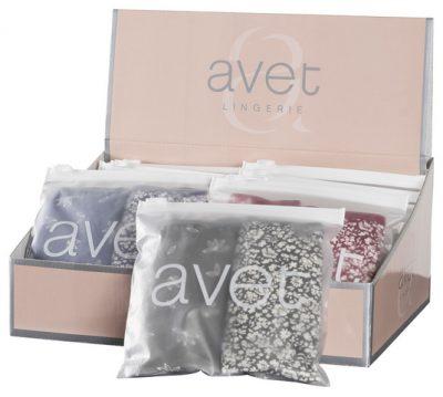 Bragas de mujer AVET en pack 347 - AVET SET shop online 2 unidades