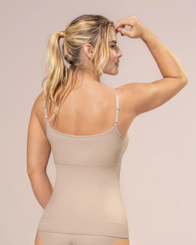 Camiseta Leonisa Afinador de Cintura POWERSLIM DURAFIT 015824 moldea la espalda comprar online bigarte
