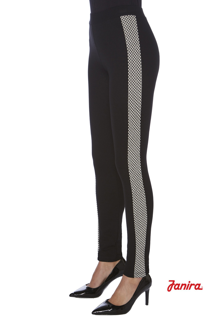 Leggings JANIRA VICHY STRIP - Comprar leggings Janira 2020 online