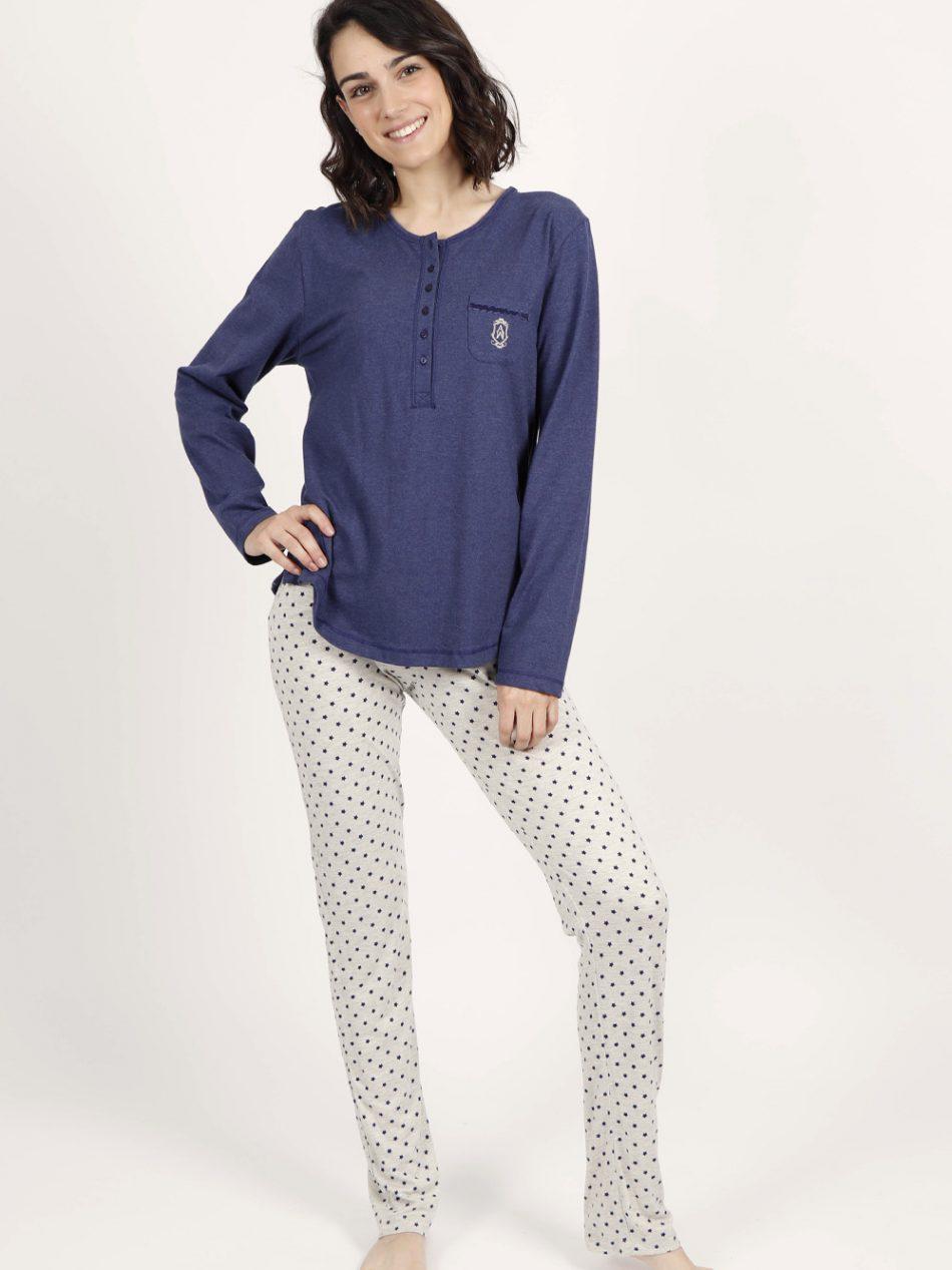 Pijama Mujer ADMAS TAPETA CLASSIC STARS 54553 comprar online