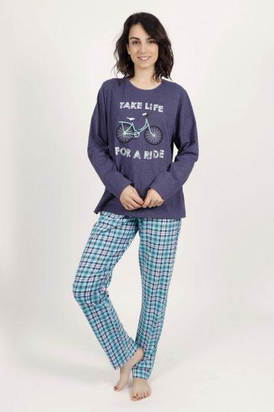 Pijama Mujer Admas TAKE LIFE 54578 - más que pijamas