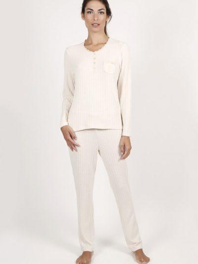 Pijama Mujer ADMAS CLASSIC SOFT FOREST 54576 lencero comprar online