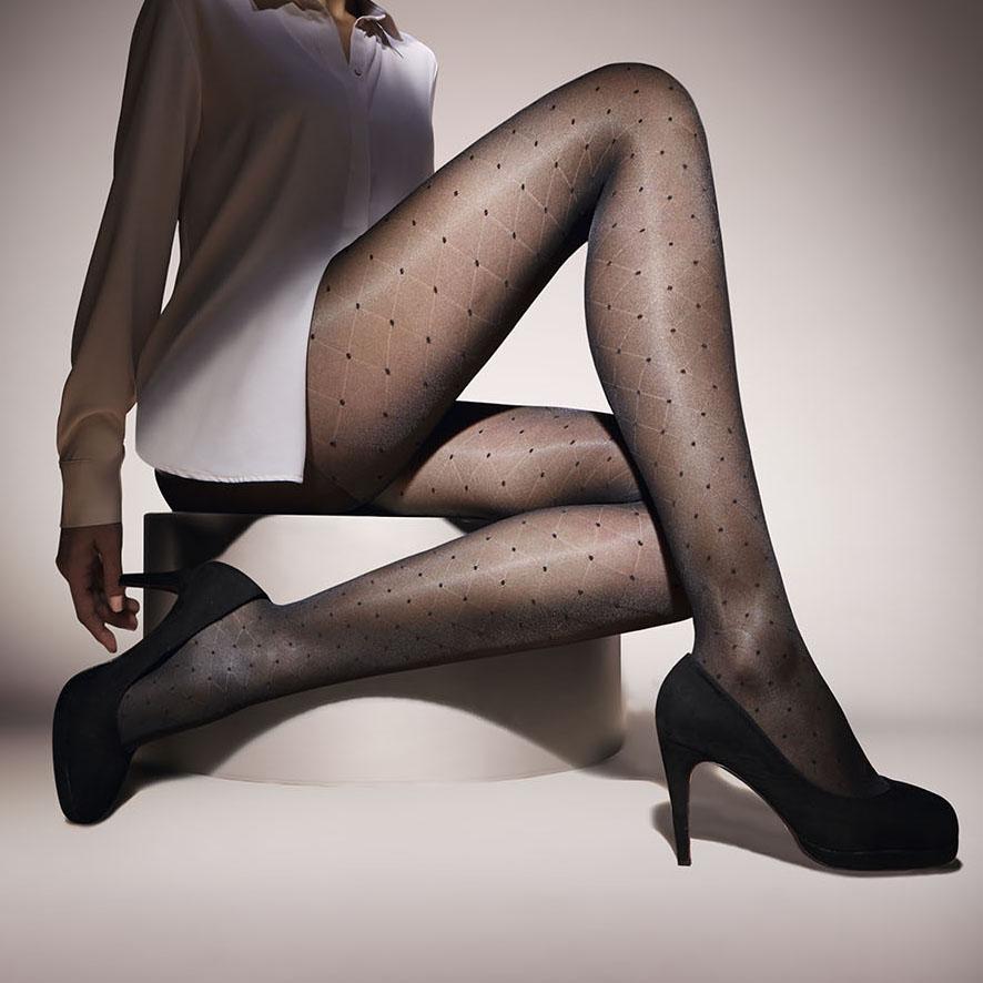 Comprar Online Panty JANIRA DOTTY ACTIF Comprensión Fantasía Plumeti
