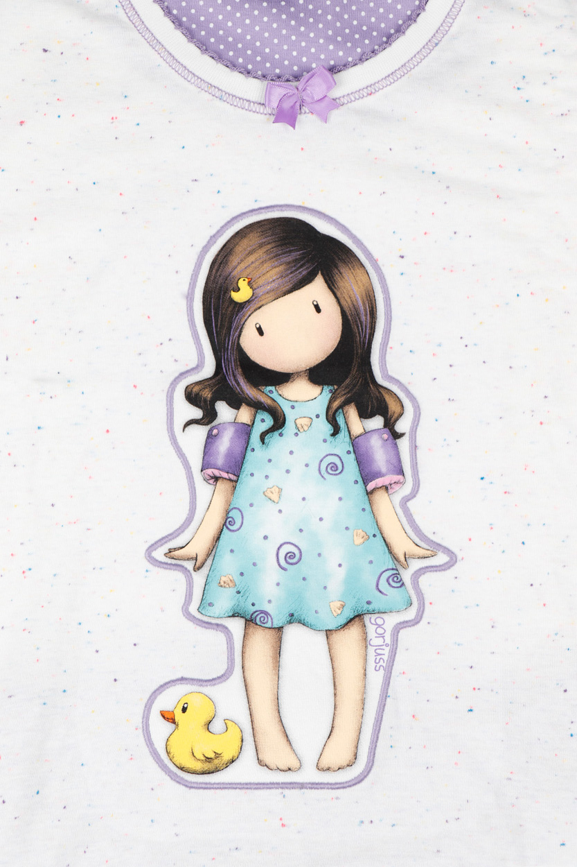 Pijama Santoro Niña Verano TWEEN 54473 - Comprar Online