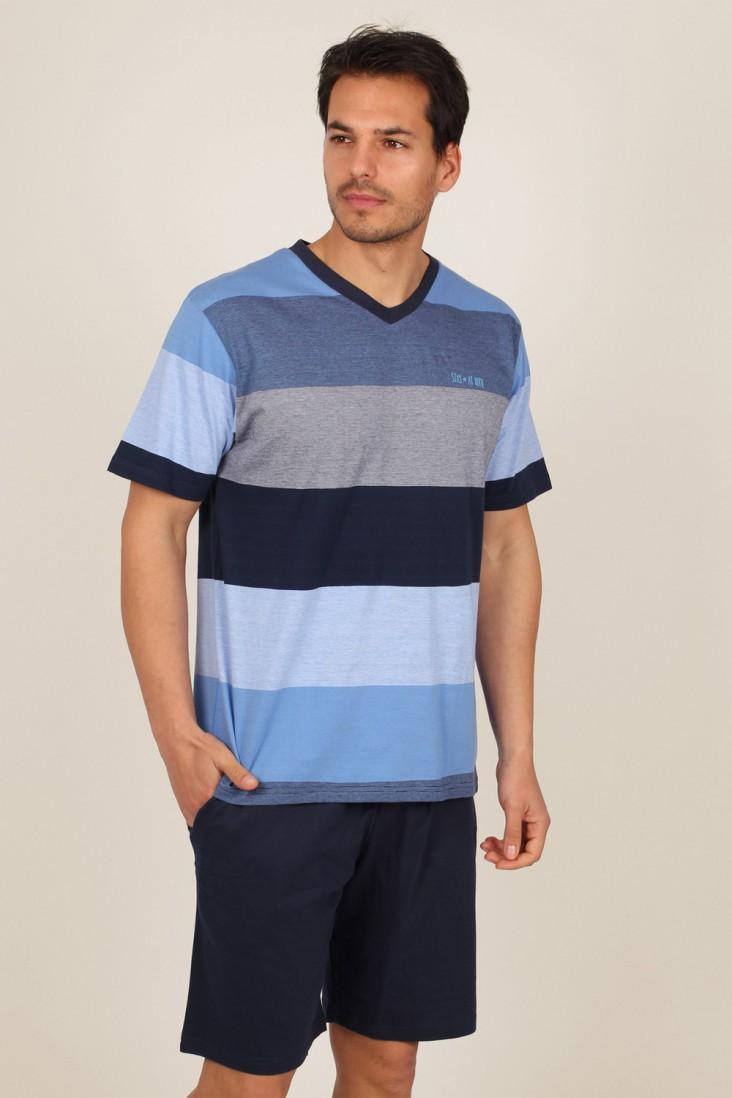 Pijama Hombre Verano Corto ADMAS 54088 - Comprar Online BIGARTE