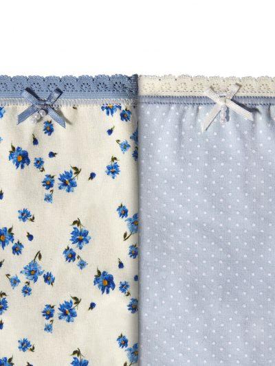 COQUETTES de Janira BRISLIP PETIT BLUE PACK 1032220