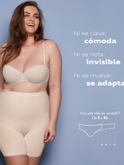 Braguita Culotte JANIRA FLEXIE ADAPT Corte Láxer Invisibles comprar en Bigarte