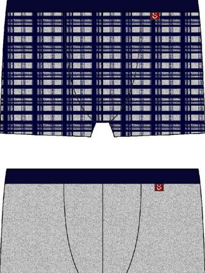 SET Pack de 2 Boxer de niño de algodón 28535 - Comprar ahora. Comprar en Bigarte.